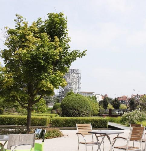 garden rue lepelletier lille